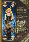 Girl Genius Volume 13 Agatha Heterodyne and the Sleeping City