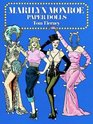 Marilyn Monroe Paper Dolls (Famous Americans)