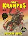 Krampus Sticker Book 2