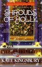 Shrouds of Holly (Pennyfoot Hotel, Bk 15)
