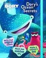 Disney Pixar Finding Dory Ocean Secrets