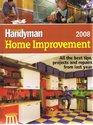 The Family Handyman Home Improvement 2008