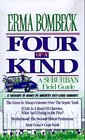 Four of a Kind A Suburban Field Guide  A Treasury of Works by America's Best-Loved Humorist