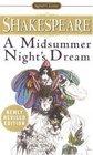 A Midsummer Night's Dream (Shakespeare, Signet Classic)