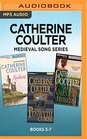 Catherine Coulter Medieval Song Series Books 5-7 Rosehaven The Penwyth Curse The Valcourt Heiress