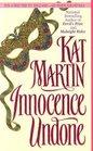 Innocence Undone (Kingsland, Bk 1)