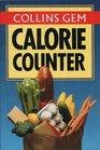 Collins Gem Calorie Counter
