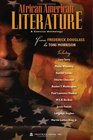 African American Literature A Concise Anthology From Frederick Douglass to Toni Morrison