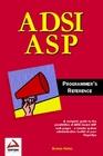 ADSI ASP Programmer's Reference