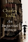 An Impartial Witness (Bess Crawford, Bk 2)