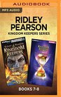 Ridley Pearson Kingdom Keepers Series Books 7-8 The Insider  The Syndrome