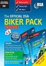 Official Dsa Biker Pack - Theory Test and Better Biking