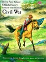 Book of the American Civil War (Brown Paper School Uskids History)