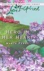Hero in Her Heart (Flanagans, Bk 1) (Love Inspired)