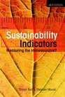 Sustainability Indicators Measuring the Immeasurable
