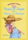Junie B. Jones Has a Peep in Her Pocket (Junie B. Jones, Bk 15)