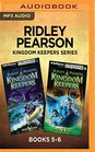 Ridley Pearson Kingdom Keepers Series Books 5-6 Shell Game  Dark Passage