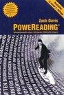 PoweReading - Informationswelle nutzen Zeit sparen Effektivitt steigern