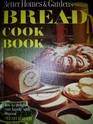 Bread Cook Book (Better Homes and Gardens)