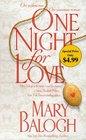 One Night for Love (Bedwyn Prequel, Bk 1)