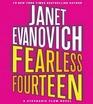 Fearless Fourteen (Stephanie Plum, Bk 14) (Audio CD) (Abridged)