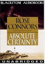 Absolute Certainty Library Edition