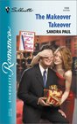Makeover Takeover (Having The Boss's Baby) (Silhouette Romance, No. 1559)