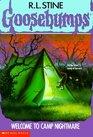 Welcome to Camp Nightmare (Goosebumps, No 9)