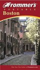 Frommer's  Portable Boston 2nd Edition