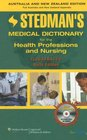Stedman's Medical Dictionary for the Health Professions and Nursing 6th Edition Illustrated Australia/New Zealand Edition