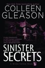 Sinister Secrets A Wicks Hollow Book