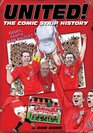 United The Comic Strip History of Manchester United