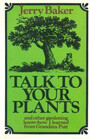Talk to Your Plant
