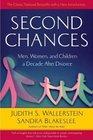 Second Chances  Men Women and Children a Decade After Divorce