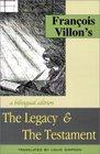 Francois Villon's The Legacy  The Testament