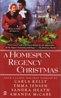 A Homespun Regency Christmas: An Object of Charity / The Wexford Carol / Mistletoe and Folly / Upon a Midnight Clear