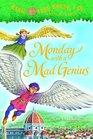 Monday with a Mad Genius (Magic Tree House, Bk 38)