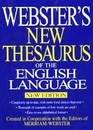New Webster's Thesaurus