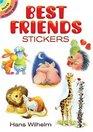 Best Friends Stickers