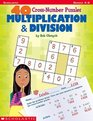 40 Cross-number Puzzles : Multiplication  Division (40 Cros-number Puzzles)