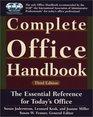 Complete Office Handbook  Third Edition