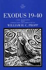 Exodus 19-40 (The Anchor Yale Bible Commentaries)