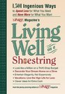 Living Well on A Shoestring