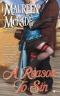 A Reason to Sin (Forrester Brothers, Bk 3)