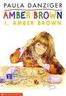 I, Amber Brown (Amber Brown, Bk 8)