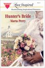 Hunter's Bride (Caldwell Kin, Bk 1) (Love Inspired, No 172)