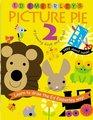 Ed Emberley's Picture Pie 2 (Turtleback School & Library Binding Edition) (Ed Emberley Drawing Books (Prebound))