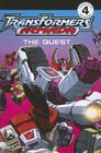 Transformers Armada The Quest