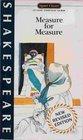 Measure for Measure (Shakespeare, Signet Classic)