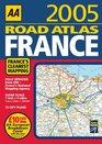 Aa Road Atlas France 2005